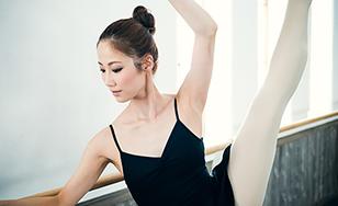 バレエのイメージ