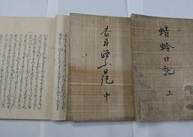 『蜻蛉日記』を読むのイメージ