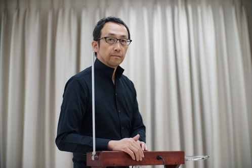 テルミン相田講師1