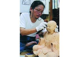 佛像彫刻(坂井教室)~仏師が教える~のイメージ