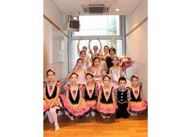 伊藤範子のクラシックバレエのイメージ