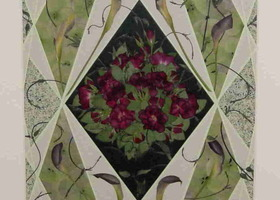 アーティスティック押し花のイメージ