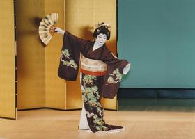 日本舞踊(花柳流)のイメージ