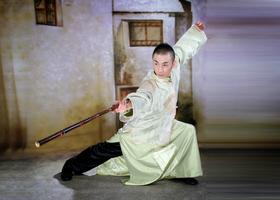 美しくしなやかに舞う中国武術 ~カンフー・八卦掌~のイメージ