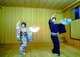 日本舞踊花柳流 子ども~大人までのイメージ
