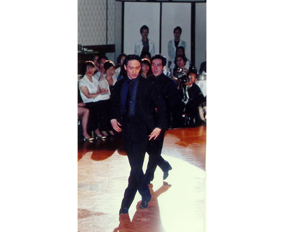 HP 講師社交ダンス