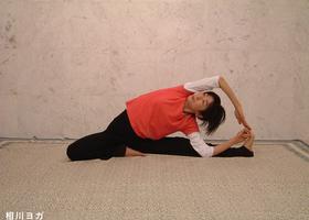 相川圭子のソフトヨガのイメージ