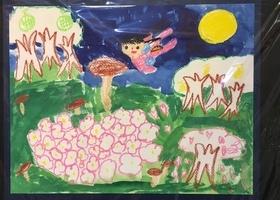 子どものアトリエ 子どものお絵かき教室のイメージ