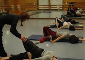 整美体操(いつまでも若く美しく)のイメージ