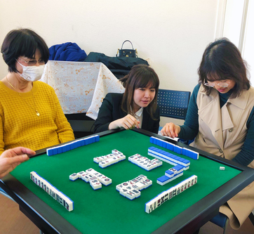 3 女性のための脳トレ麻雀 横2.5縦2.3