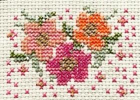 おしゃれなビーズポイント&ビーズ刺繍のイメージ