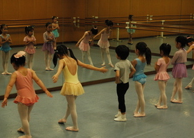 こどもバレエのイメージ