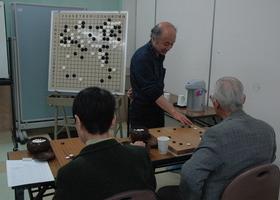 囲碁(入門から上級者まで)のイメージ