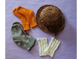 手編みのイメージ