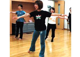初心者のためのジャズダンスのイメージ