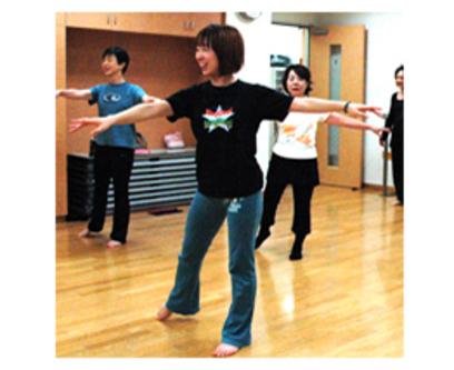 HP 初心者のためのジャズダンス