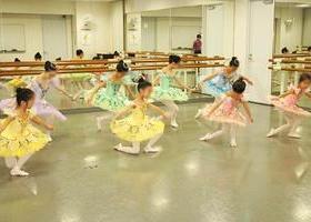 ジュニアバレエのイメージ