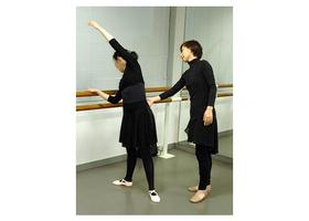 大人から始めるバレエ(初級)のイメージ