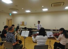 室内管弦楽のイメージ