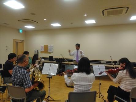 室内管弦楽