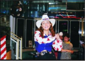 アメリカン・カントリーダンスのイメージ