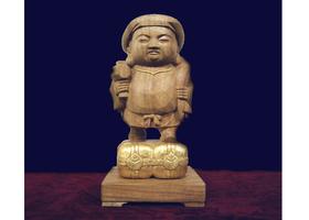 仏像を彫るのイメージ