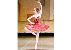 キッズクラシックバレエのイメージ