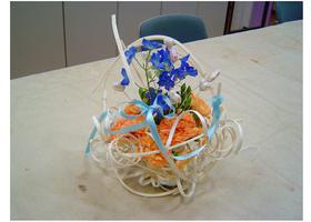 Kid'sお花によるワークショップのイメージ