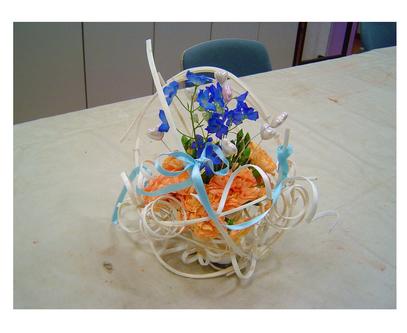 HP  kid'sお花によるワークショップ