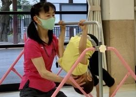 内村周子の子ども体操教室のイメージ