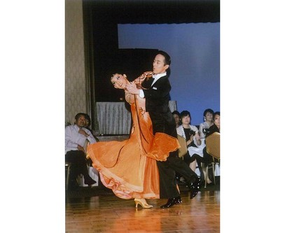 HP 社交ダンス
