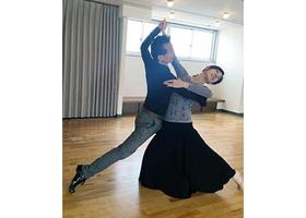 はじめての社交ダンスのイメージ