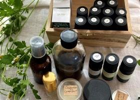フィトテラピー~基本の香りの精油とハーブ~のイメージ