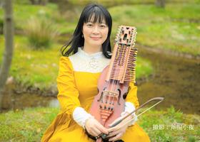 ニッケルハルパを弾こう 北欧スウェーデンの伝統楽器のイメージ